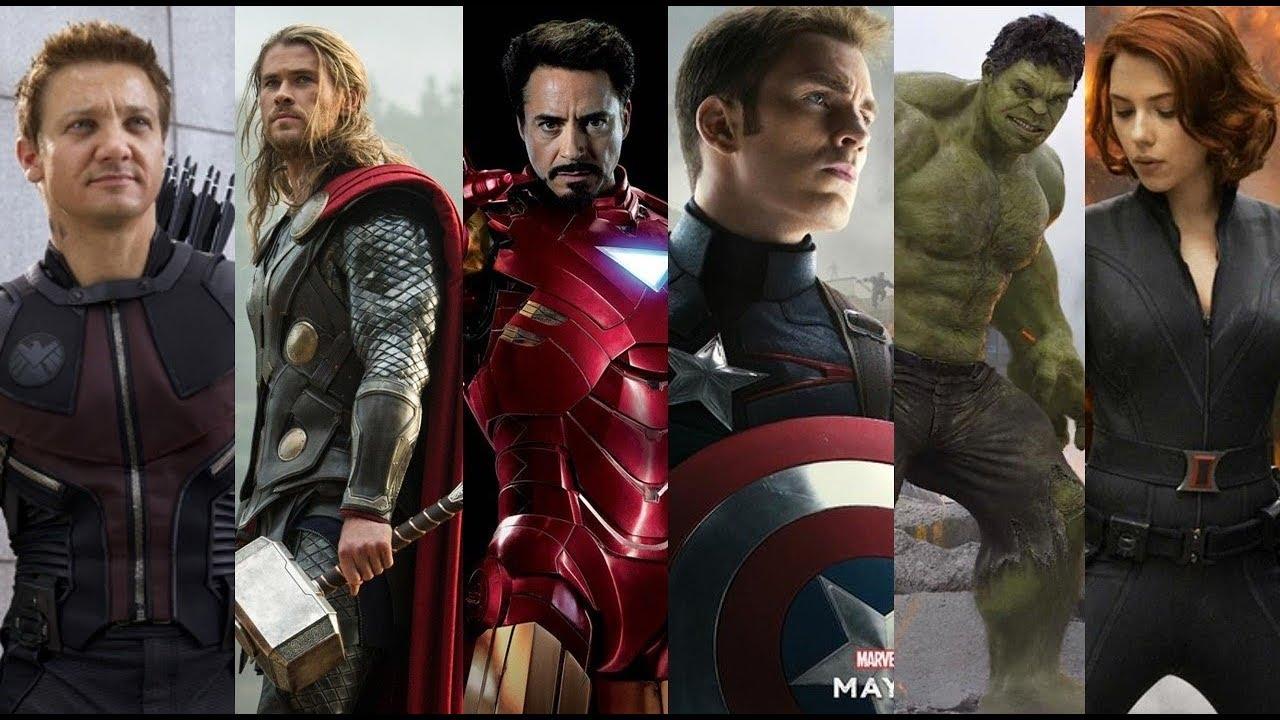 OG Avengers