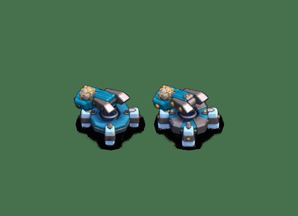 Level 1 & 2 Scattershot