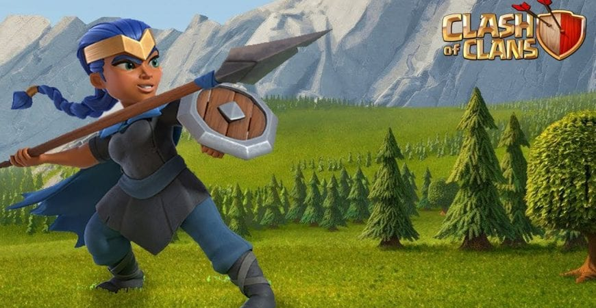 Brand New Hero Royal Champion | TH13 Update Clash of Clans – COC by Sumit 007
