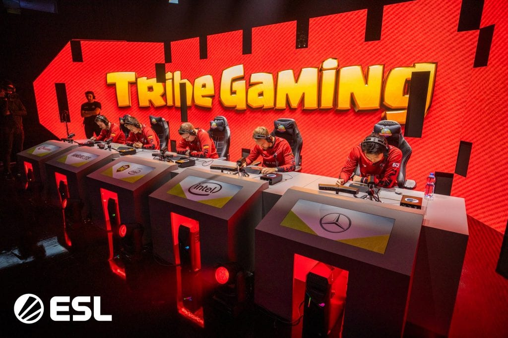 Tribe Gaming at the 2019 Clash of Clans World Championship