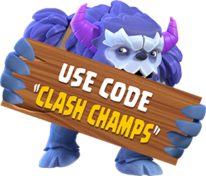 Use code: Clash Champs