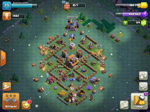Easy builder base town hall 5