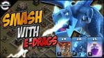 How to Use TH11 Mass Electro Drags | TH11 Mass Edrag Guide | Clash of Clans by CorruptYT