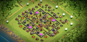 Best overall base for th9