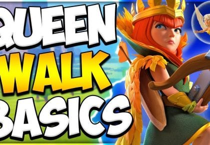 Queen Walk is Easy with these Basic Tips! | TH 9 Queen Walk Attack Strategy Guide | Clash of Clans by Clash Attacks with Jo