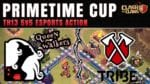 TRIBE GAMING vs QUEEN WALKERS | PRIMETIME CUP by Time 2 Clash