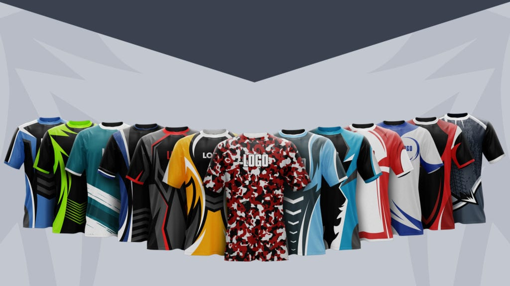 Playmakers wanted esports jerseys