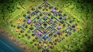Th13 Farming Base 2020 (New townhall 13 trophy/farming base)