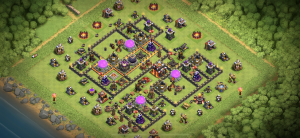 Th10 base for farming