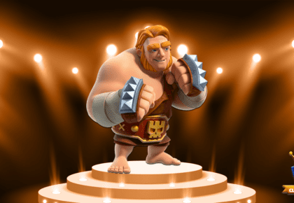 Clash of Clans Super Giant is here!