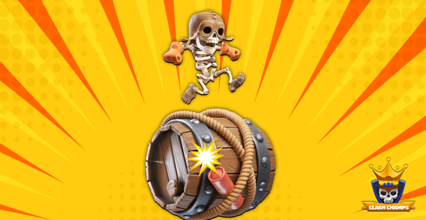 Clash of Clans Super Wall Breaker is here!
