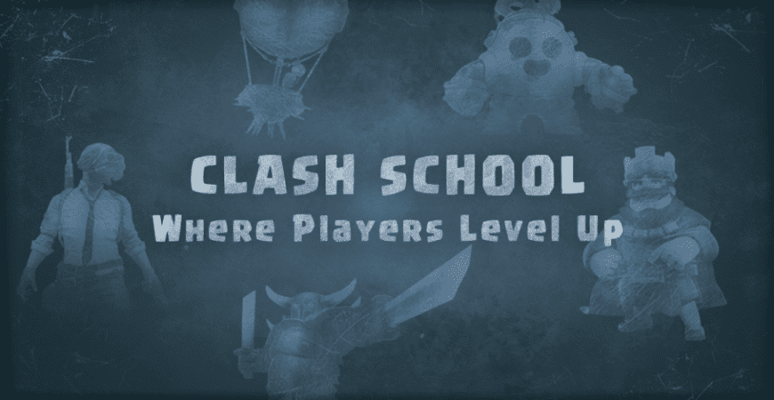Clash School – Esport Mobile Coaching Platform