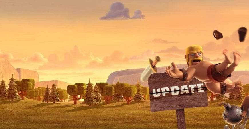 New Upgrade Levels Incoming! by Clash of Clans