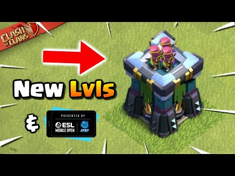 New Troop Levels for Spring 2020 Update (Clash of Clans) by Judo Sloth Gaming