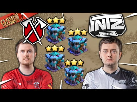 I Cannot Believe It! Triple after Triple! Tribe Gaming vs INTZ (Clash of Clans) by Judo Sloth Gaming