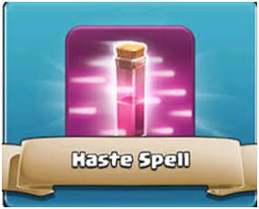Haste Spell