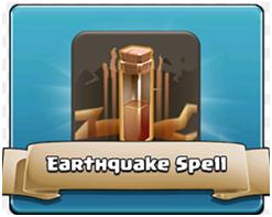 Earthquake Spell