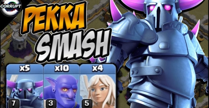 How to Smash with TH11 Pekka Smash | TH11 Pekka Smash Made Easy | Clash of Clans by CorruptYT