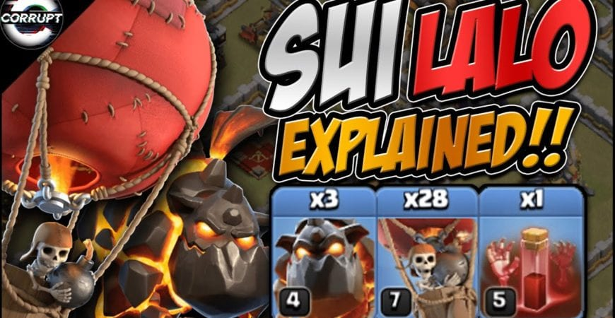 Let's Breakdown TH11 Sui Lalo   Sui Lalo Made Easy   Clash of Clans by CorruptYT