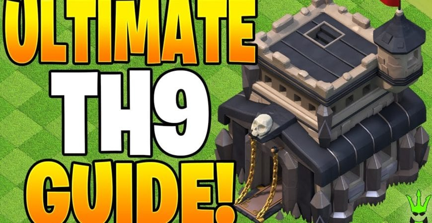 THE ULTIMATE TOWN HALL 9 BEGINNER GUIDE! – Clash of Clans by Clash Bashing!!