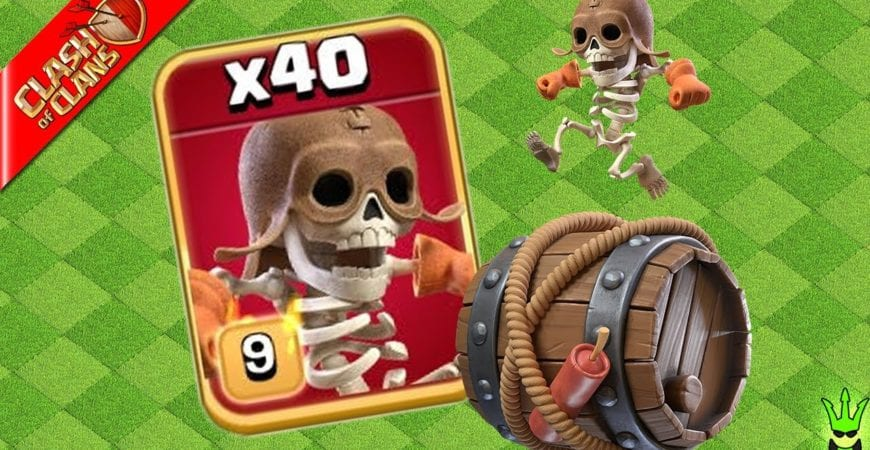 NEVER FAIL A WALL BREAK AGAIN WITH NEW SUPER WALLBREAKERS! – Clash of Clans by Clash Bashing!!