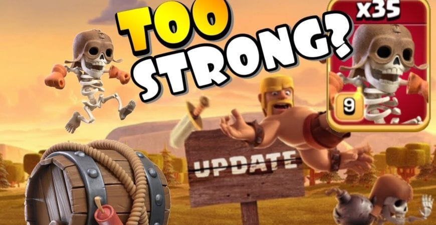 NEVER FAIL A WALL BREAK AGAIN! Super Wall Breakers – Super Troops Clash of Clans Spring 2020 Update by Clash with Eric – OneHive