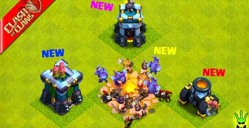 THIS UPDATE IS GOING TO BE AWESOME! – Clash of Clans by Clash Bashing!!