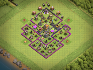 The best TH7 Layout of 2020!!!