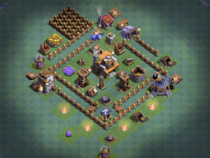 Anti-1 Star TH5 Layout!!!