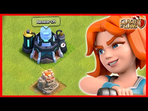 LETS PREPARE FOR NEW VALK LVL (Clash of Clans) by Judo Sloth Gaming