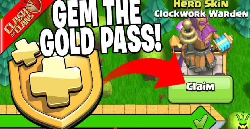 GEMMING TO THE NEW CLOCKWORK WARDEN! – Clash of Clans by Clash Bashing!!