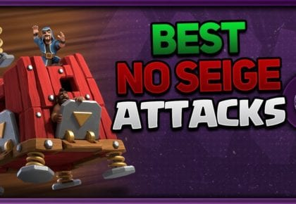 3 Star [TH10] with NO SIEGE Machine | Clash Of Clans by Scrappy Academy