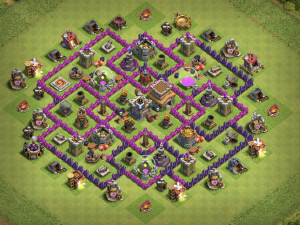 #1 TH8 LAYOUT FOR 2020