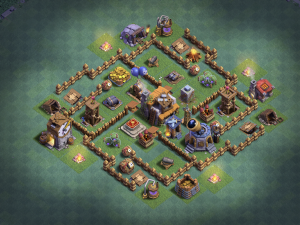 TheBH5 Layout