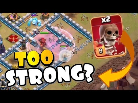 Did SUPER WALL BREAKERS Make Queen Charge TOO STRONG?! Best TH13 Attack Strategies in Clash of Clans by Clash with Eric – OneHive
