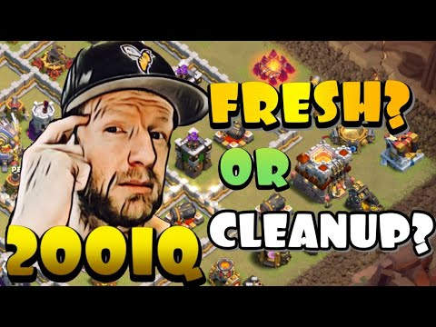 FRESH or CLEANUP? Don't do it the SAME!! Best TH11 Attack Strategies 2020 | Clash of Clans by Clash with Eric – OneHive