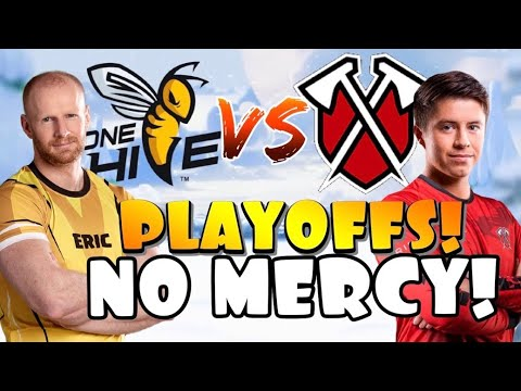 HIVE BETTER THAN TRIBE?! OneHive vs Tribe Gaming | MPL Playoffs | Clash of Clans eSports by Clash with Eric – OneHive