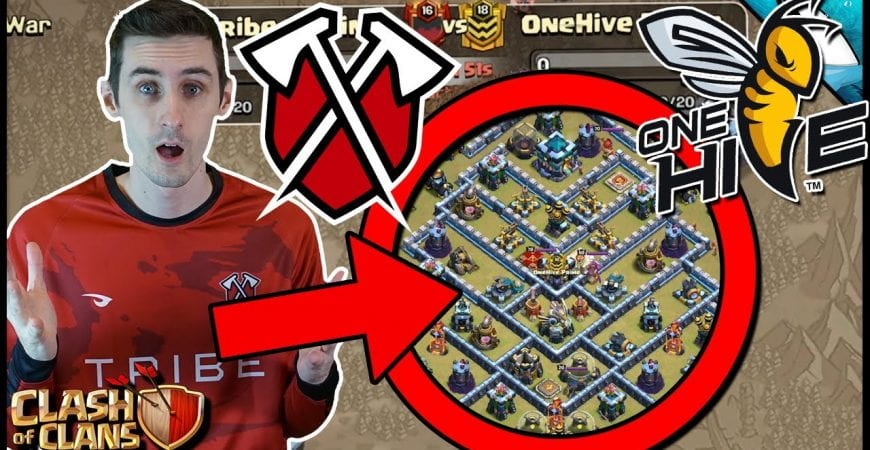 Try to Help Beat OneHive in the Next Esports War | Clash of Clans by CarbonFin Gaming