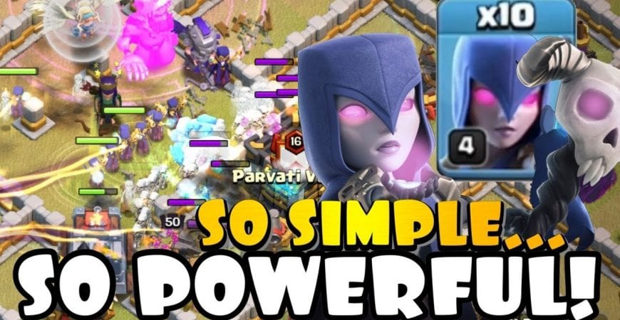 Simple and POWERFUL! TH11 Bat Slap Attack Strategy and MORE! Best TH11 Attack Strategies in CoC by Clash with Eric – OneHive