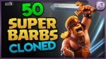 Super Barbarian Army [Cloned] | TH11 Farming by Scrappy Academy