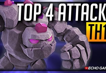 Best Town Hall 11 Attacks in 2020 by ECHO Gaming