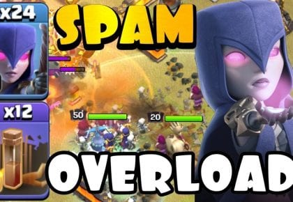 MOST INSANE TH11 SPAM STATEGIES of 2020! TH11 BoWitch and Mass Witch Attack Strategies by Clash with Eric – OneHive