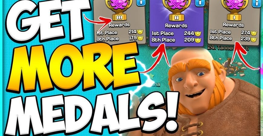 Why Mismatches Happen in Clan War Leagues | How to Get More League Medals in Clash of Clans by Clash Attacks with Jo