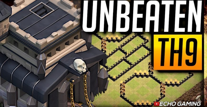 A Strange but UNBEATEN TH9 Base by ECHO Gaming