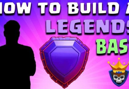 How to Build a Legends Base – Clash of Clans by Champman Gaming