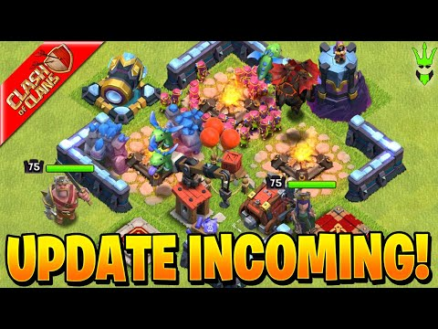 Sneak Peek: Summer Update – New Levels: Clash of Clans by Clash Bashing