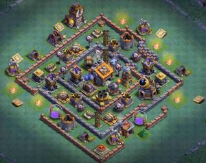 Bh8 base for everything