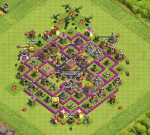 Awesome base layout for th8