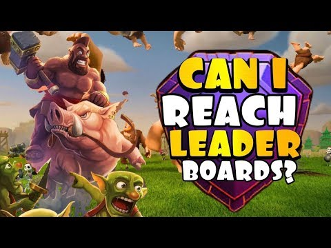 Legend League Trophy Push! LETS GO!!! by Clash with Eric – OneHive