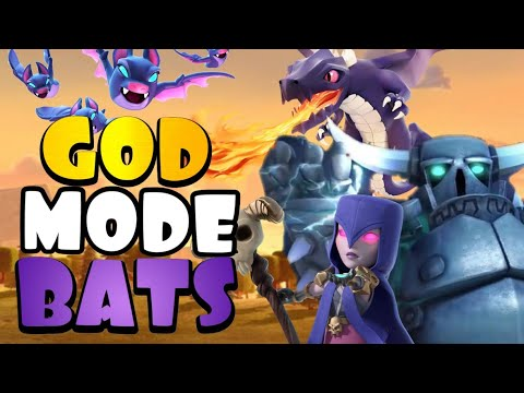 GOD MODE BATS! TH11 Bat Spell Strategies (and MORE) | Best TH11 Attack Strategies in Clash of Clans by Clash with Eric – OneHive